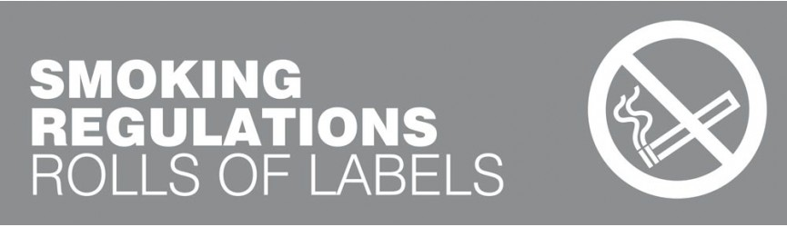 Smoking Regulation Labels