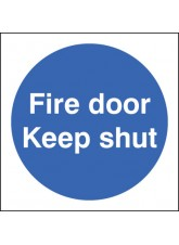 Fire Door Keep Shut