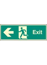 Exit - Left