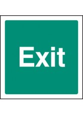 Exit - Text Only