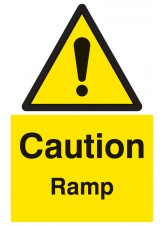 Caution Ramp