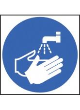 Wash Hands Symbol