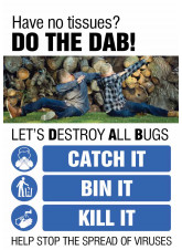 Do the DAB - Destroy All Bugs Poster