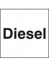Diesel - Self Adhesive - 25 x 25mm