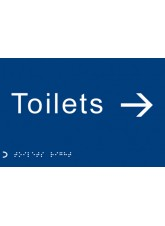 Braille - Toilets - -->