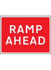 Ramp Ahead - Class RA1 - 600 x 450mm