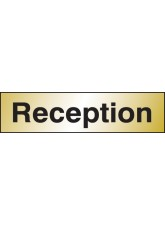 Reception - Deluxe Engraved Effect