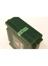 50 x First Aid Box Tamper Labels - 82 x 23mm