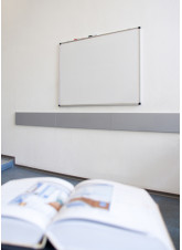 Magnetic Dry Wipe Board - 1200 x 900mm